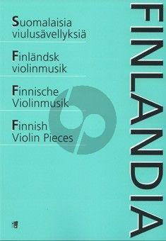 Finlandia - Finnish Violin Pieces (Seppo Tukiainen)