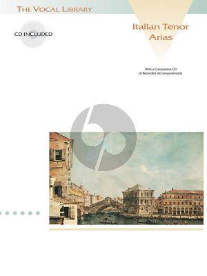 Italian Tenor Arias (Book with Audio access online)