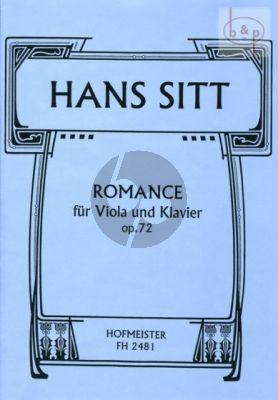 Romance Op.72