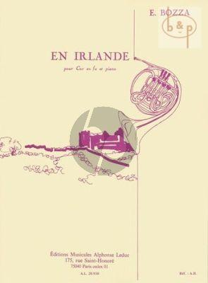 En Irlande Horn and Piano