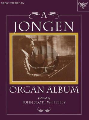 A Jongen Organ Album (edited by John Scott Whiteley)