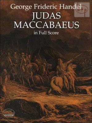 Judas Maccabaeus HWV 63 (Soli-Choir-Orch.)