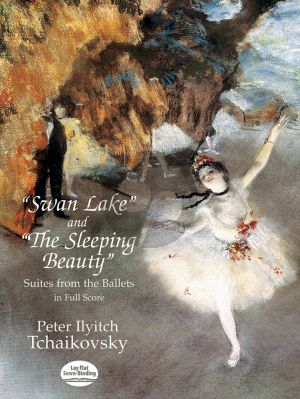Tchaikovsky Swan Lake & Sleeping Beauty (Suites from the Ballets) Full Score