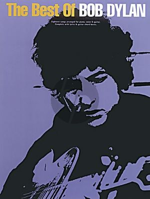 The Best of Bob Dylan Piano-Vocal-Guitar