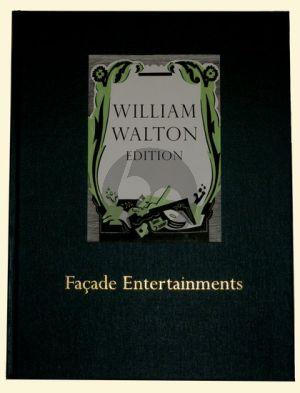 Walton Facade Entertainments Full Score (complete edition)