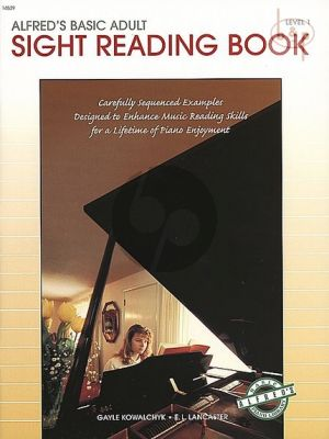 Sight Reading Book Level 1