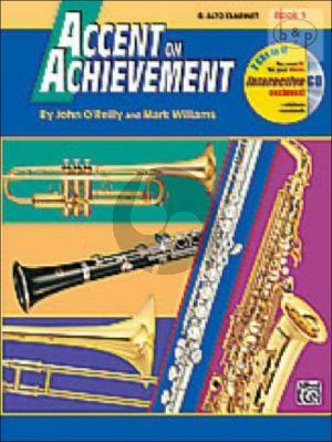 Accent on Achievement Vol.1 Eb Alto Clarinet