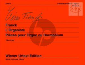 Orgelwerke Vol.5 L'Organiste