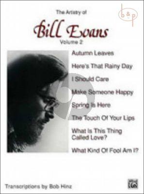 The Artistry of Bill Evans Vol.2