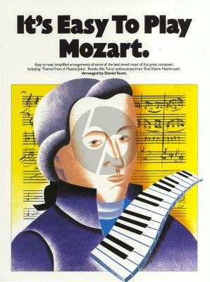 It's Easy to Play Mozart Piano