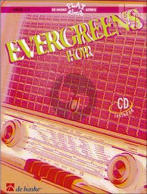 Evergreens for Clarinet (Bk-Cd)