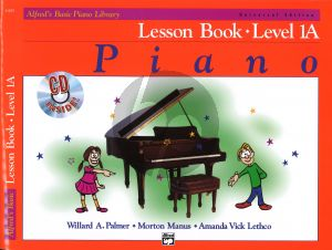 Lesson Book Level 1A Book Universal edition (Bk-Cd)