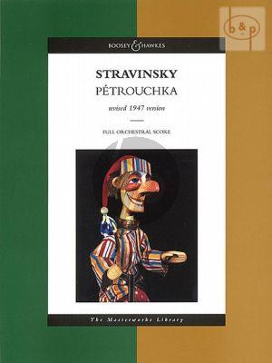 Petrouchka (Full Score)