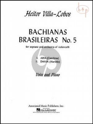 Aria from Bachinas Brasileiras No.5