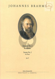 Sonate No.2 Op.2 F-sharp minor)