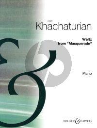 Khachaturian Waltz from Masquerade Piano Solo (Dolukhanian)