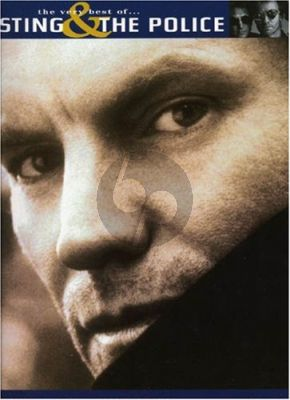 The Very Best Of Sting And The Police Piano-Vocal-Guitar