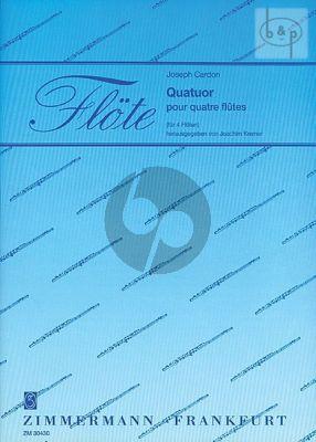 Quatuor (4 Flutes)