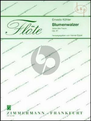 Blumenwalzer Op.87
