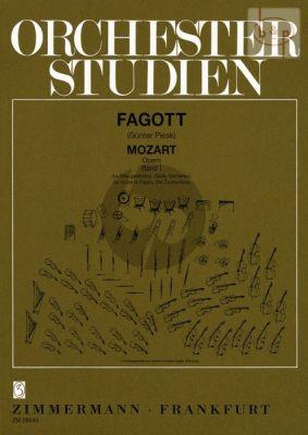 Orchesterstudien Opern Vol.1