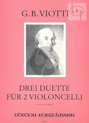 3 Duette Op.30