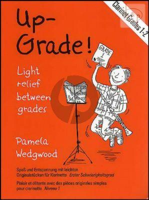 Up-Grade! Clarinet Grades 1 - 2