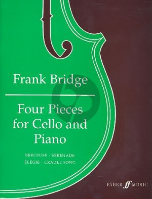 Bridhe 4 Pieces for Cello and Piano