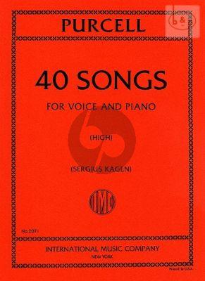 40 Songs High