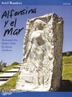 Ramirez Alfonsina y el Mar Guitar solo (Jorge Cardoso)