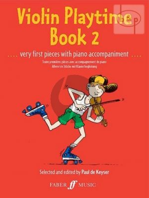 Violin Playtime Vol.2