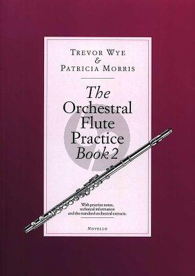 Wye Morris Orchestral Flute Practice vol.2