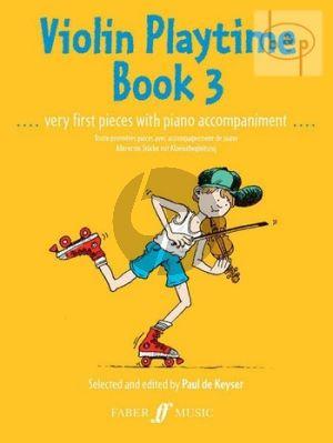 Violin Playtime Vol.3