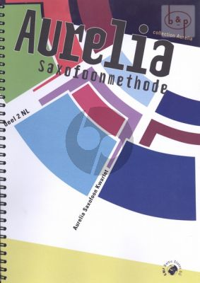 Aurelia Saxofoon Methode Vol.2