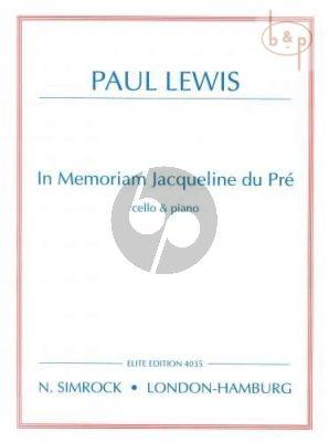 In Memoriam Jacqueline du Pre