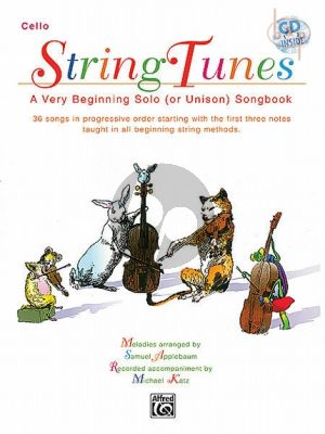 String Tunes for Cello