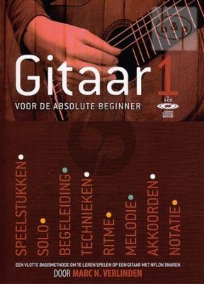 Gitaar Vol.1 - Voor de Absolute Beginner