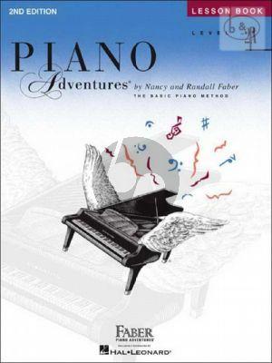 Piano Adventures Lesson Book Level 2A