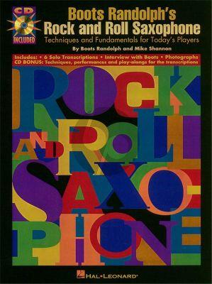 Boots Randolph's Rock & Roll Saxophone