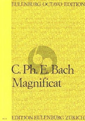 Bach Magnificat WQ 215 (Soli[SATB]-Choir-Orch.) (Score) (edited by Gabor Darvas)