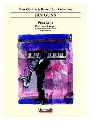 Celis Da Uno a Cinque Basklarinet-2 Vi-Va-Vc (Score/Parts)