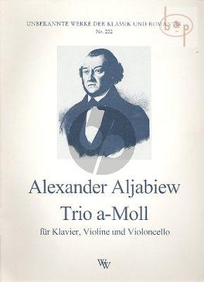 Trio a-moll