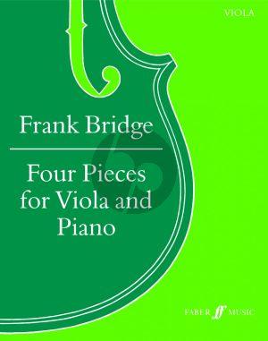 Bridge 4 Pieces Viola-Piano
