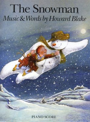 Blake The Snowman (Piano Solo with Narrator)