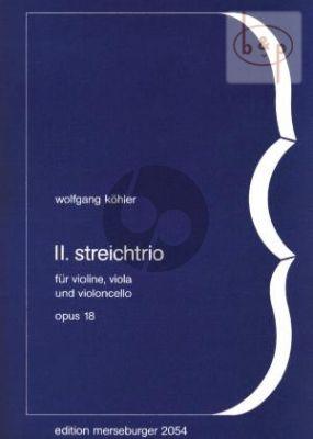 Trio No.2 Op.18