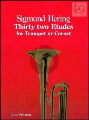 32 Studies for Trumpet or Cornet