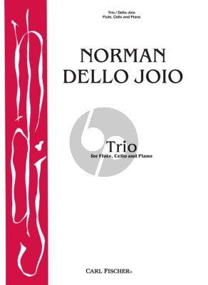 Dello Joio Trio Flute/Violoncello/Piano (1948) (Score/Parts)