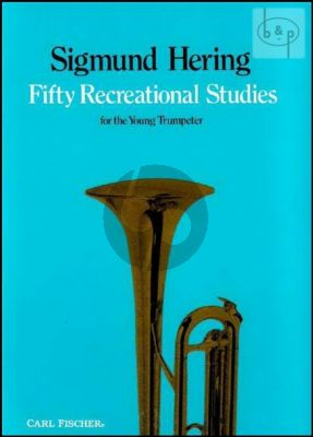 50 Recreational Studies for the Young Trumpeter