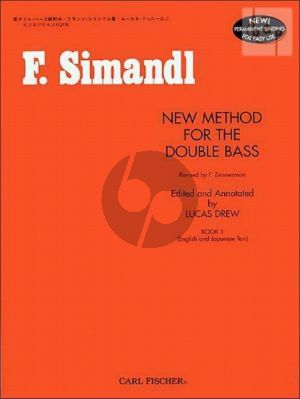 New Method for the Double Bass Vol.1