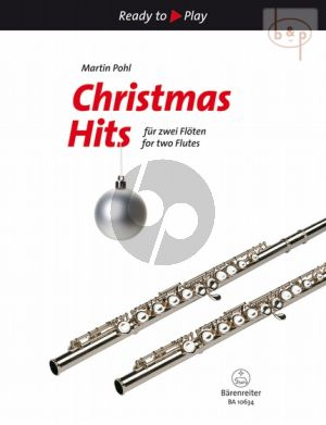 Christmas Hits for 2 Flutes