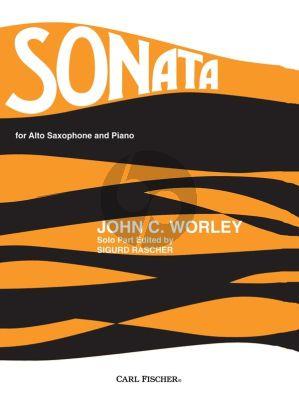 Sonata Alto Sax.-Piano
